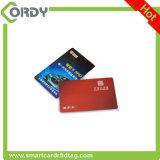 印刷13.56MHz MIFARE DESFire EV1 2K 4K 8K PVCカード