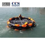 Aprovação do CCS Tipo Aberto Marine jangada para 65 pessoas (K65)