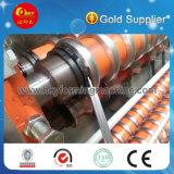 Colorare il rullo ondulato d'acciaio dello strato del tetto che forma lo strato del ferro e della macchina che fa la macchina