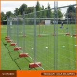La norme ASTM4687-2007 galvanisé clôtures temporaires du marché pour l'Australie