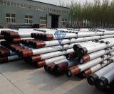 Sreel inoxidável 304/316 de tubulação de encaixotamento entalhada laser para o poço de água/poço de petróleo