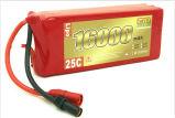 Dij Multicopter를 위한 22.2V 16000mAh 25c Softcase Lipo Battery