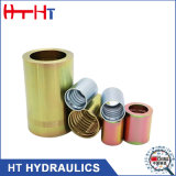Puntale idraulico idraulico del tubo flessibile del montaggio di tubo flessibile del fornitore della Cina per il tubo flessibile di 1sn 2sn