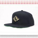 Progettare il cappello per il cliente di Snapback delle lane di 100%