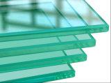 3mm19mm Vlak/Neiging Aangemaakt Glas met 3c/Ce/ISO- Certificaat (JINBO)