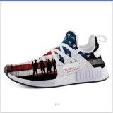 Custom Mode patriotique militaire américaine de bonne qualité Sneaker Drop-Shipping sport chaussures running