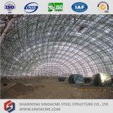 Structure en acier Sinoacme Truss du tuyau de bâtiment de service