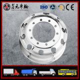 il certificato del PUNTINO di pollice 22.5X9.00/8.25/i cerchioni del camion lega di alluminio/ha forgiato le rotelle della lega/la fabbrica Zhenyuan del fornitore