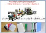 PMMA \ animal de estimação \ artigos de papelaria do PC \ ABS folha que faz a linha da extrusão da folha da máquina