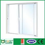 Portello scorrevole di vetro di alluminio con lo standard australiano