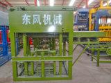 機械、電気煉瓦作成機械を形作るQt6-15ブロック