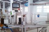 Plano de alta velocidad de la máquina de etiquetado de botella