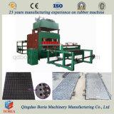 Appuyez sur la machine automatique de la vulcanisation du caoutchouc/100tonne Presse hydraulique