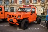 BAW Warrior-Loaded chasis del vehículo off road