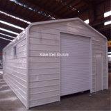 販売のためのプレハブの低価格の鋼鉄産業小屋デザイン