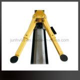 Используемый домашний подъем автомобиля гаража свободно стоя гидровлический подъем столба Verticle 2