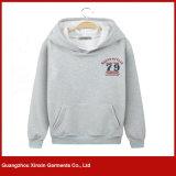 Fabricante barato al por mayor de Hoody de la camiseta de la fábrica en China (T183)