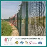 Frontière de sécurité de sécurité dans les aéroports de prison/frontière de sécurité maille de la haute sécurité 358