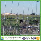 高い抗張電流を通された編まれた犬の塀