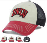 Chapeau bon marché de dos de maille de camionneur des prix de la vente 2017 de qualité courante chaude de chapeau