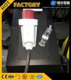 Máquina pulidora de la máquina de pulir del suelo eléctrico concreto del terrazo