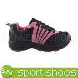 Женщин спортивной обуви провод фиолетового цвета ЭБУ системы впрыска, спортивной обуви подошва из ПВХ (SNS-01028)