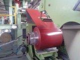 Sgchカラーは電流を通された鋼鉄コイルのPPGIによって電流を通された鋼鉄に塗った