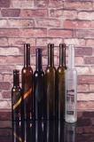 Glasflasche des wein-750ml/Wein-Glasflasche 750ml
