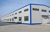 Vor-Ausgeführte angestrichene Stahlkonstruktion-industrielle Werkstatt