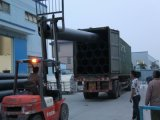 ISO4427 까만 물 공급 폴리에틸렌 20mm HDPE 관
