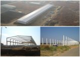 Taller prefabricado de la estructura de acero
