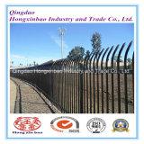 2.1m X2.4m Sicherheits-Pfosten-Zaun für Australien