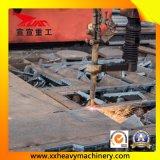 Legt automatische Entwässerung Npd1200 das Rohr einen Tunnel an, das Maschine hebt