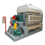 Máquina de tabuleiro de ovos de papel de reciclagem de resíduos de embalagens de ovos da linha de produção