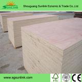 Contre-plaqué commercial/contre-plaqué de fantaisie pour des meubles d'usine de Linyi