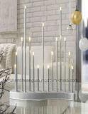 LED-Fenster-Lichter, Kerzenhalter-Lichter, Tisch-Schreibtisch-Lampe Using Elektrizität