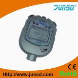 Cronômetro do temporizador de Digitas com exposição 3-Row (JS-507)