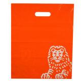 Las bolsas de plástico impresas aduana durable del orificio de la bolsa del LDPE para la ropa (FLD-8565)