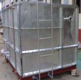 Гальванизированная стальная цистерна с водой с высоким качеством