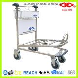 Trole da bagagem do aço inoxidável para o aeroporto (GJ1-300)