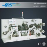 Jps-320s autoadhésif étiquette préimprimée de refendage Intermittent & Die Machine de coupe rotatif
