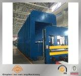 BV SGS ISO를 가진 기계를 치료하는 자동적인 고무 프레임 유형 격판덮개