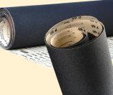 Крен абразивной бумага карбида кремния