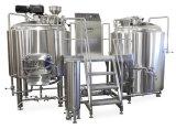 600L dirigem a fabricação de cerveja de cerveja