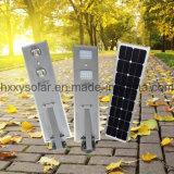 2017 Hot Sale personnalisés LED 30W Rue lumière solaire