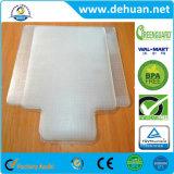 Belüftung-Stuhl-Matte für Plüsch-Stapel-Teppiche mehr als 0.1 Zoll-starkes löschen 47 x 35 Zoll rechteckig