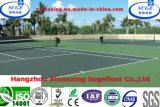 Court de Tennis Sports de plein air personnalisés des revêtements de sol