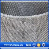 Disco de filtro de pantalla de tela de alambre de seguridad de malla de alambre de acero inoxidable