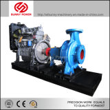 6-8inch de Diesel Pomp van het Water voor Irrigatie met Weerbestendige Luifel