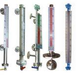 Mètre magnétique magnétique de niveau d'indicateur de niveau d'indicateur de niveau de flotteur d'acier inoxydable
